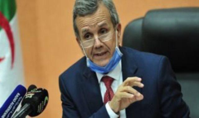 عبد الرحمن بن بوزيد وزير الصحة الجزائرى