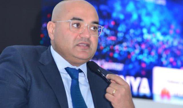 المهندس خالد حجازي – الرئيس التنفيذي للقطاع المؤسسي بشركة اتصالات مصر