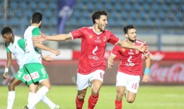الاهلي والاتحاد السكندري في الدور نصف النهائي لكأس مصر
