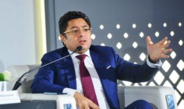 الإعلامى والمحامى الدولى خالد أبو بكر