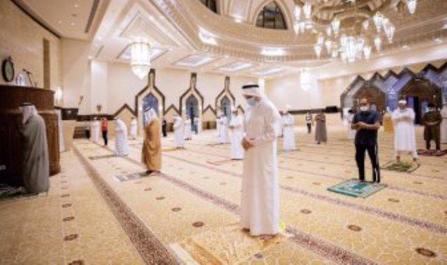 صلاة الجمعة فى الإمارات