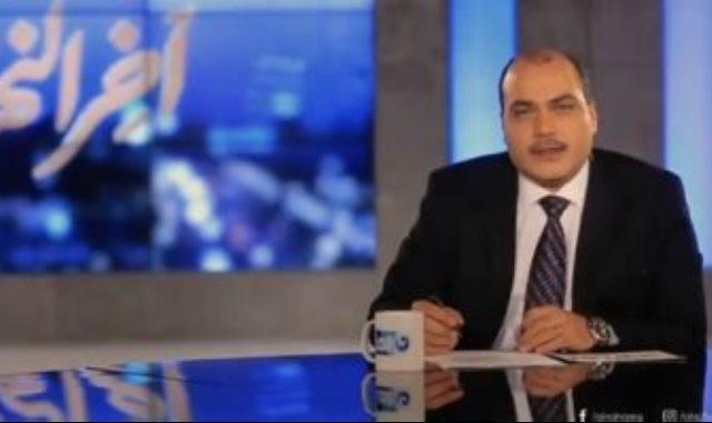 الإعلامى محمد الباز