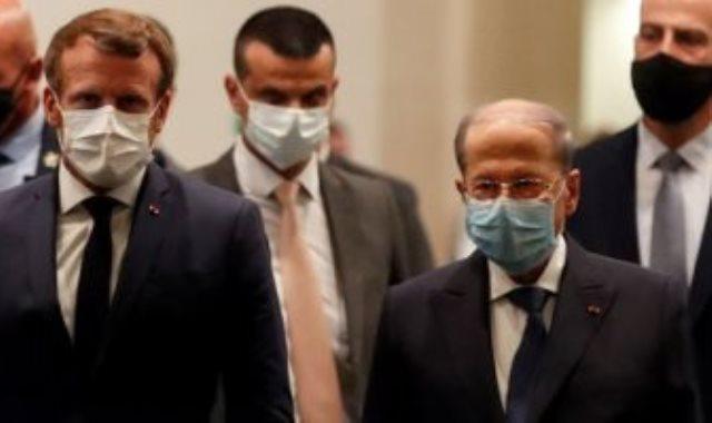 لبنان، ماكرون، رئيس فرنسا يزور لبنان، اخبار لبنان