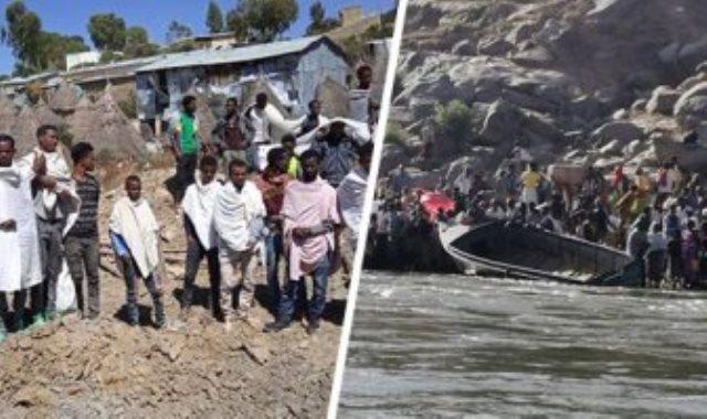 لاجئين الإثيوبيين - أرشيفية