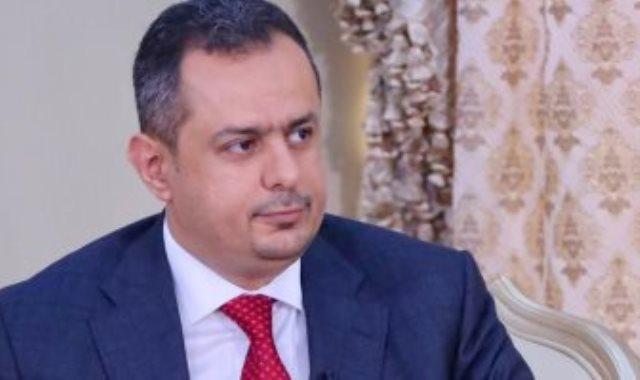 معين عبدالملك رئيس الحكومة اليمنية الشرعية