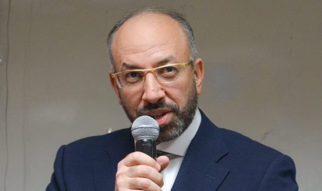 الدكتور حسام المندوه الحسيني