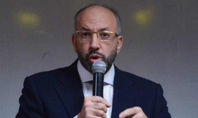 النائب البرلماني الدكتور حسام المندوه الحسيني