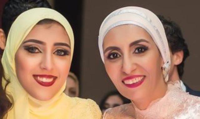 جيانا فاروق ووالدتها