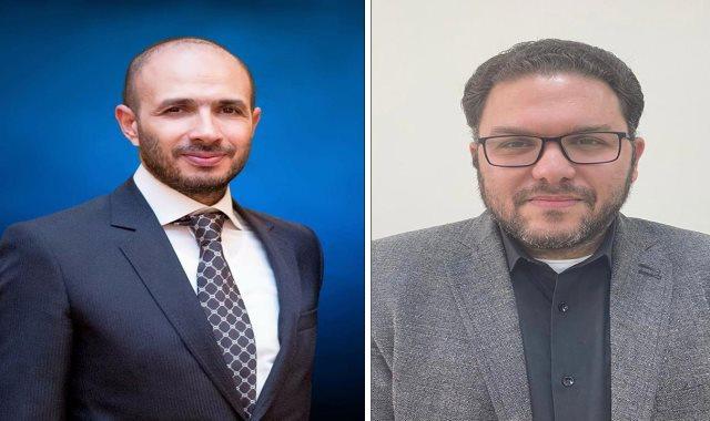 خالد الطوخى وأيمن حسين عبدالتواب