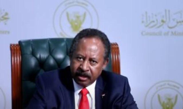 رئيس مجلس الوزراء السودانى حمدوك