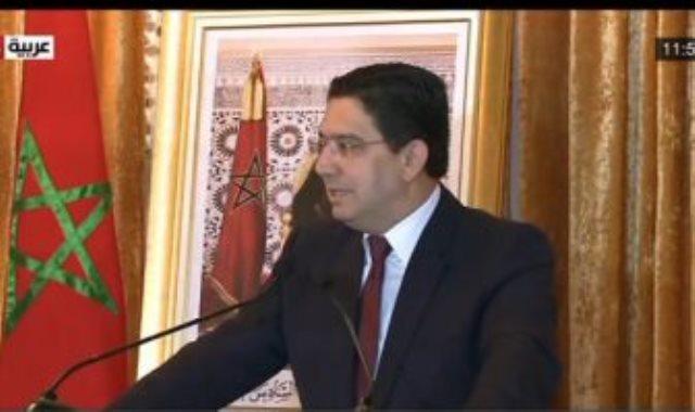 ناصر بوريطة - وزير خارجية المغرب