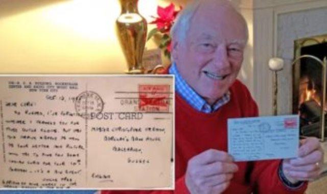 كريس هارمون والبطاقة