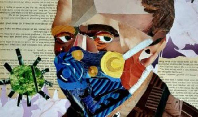 مشروع طالبة بالفنون الجميلة