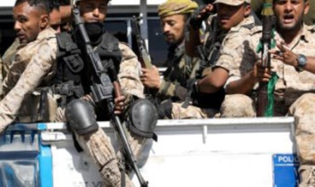 مليشيات الحوثى فى اليمن