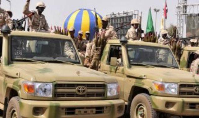 عناصر الجيش السوداني