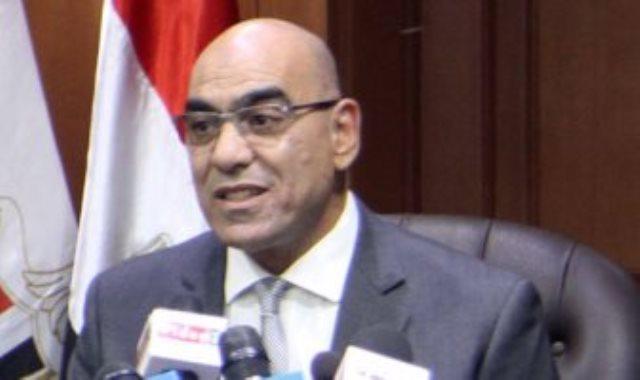 هشام نصر رئيس اتحاد كرة اليد