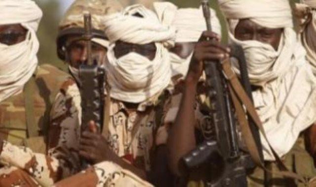 الحركات المسلحة فى السودان - أرشيفية