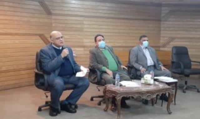 اجتماع طارئ لاتحاد عمال مصر