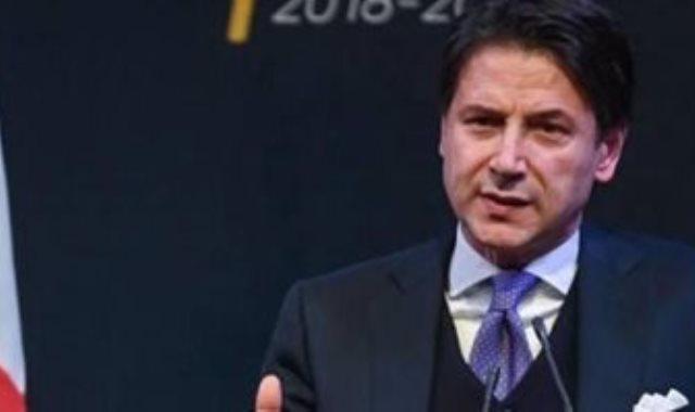 رئيس وزراء ايطاليا المستقيل