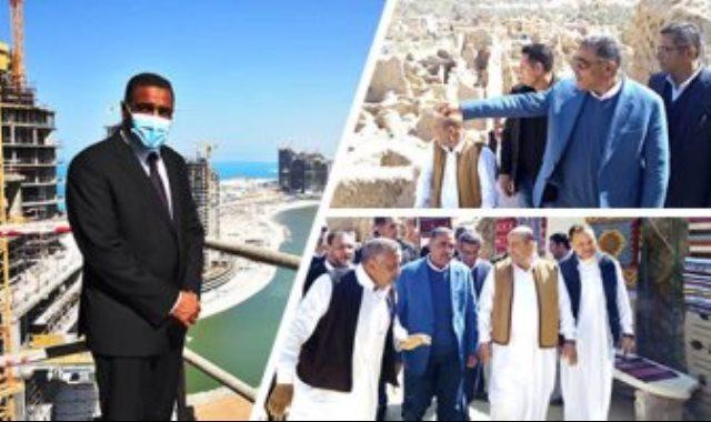 محافظة مطروح, اللواء خالد شعيب