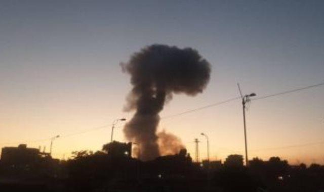 انفجار - أرشيفية