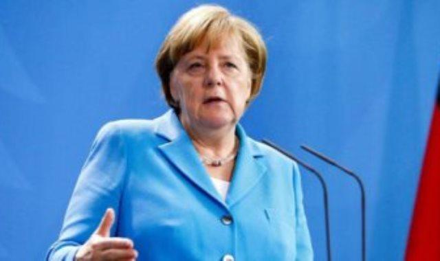المستشارة الألمانية ميركل