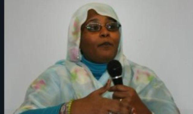 وزيرة خارجية السودان الدكتورة مريم الصادق المهدي