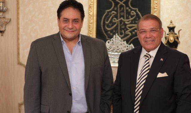 العالم المصرى الدكتور سليمان محمد سليمان ضيف حسن راتب