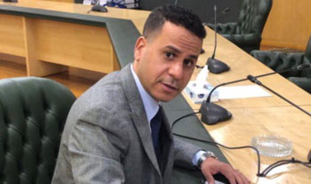 الكاتب الصحفي محمود الضبع