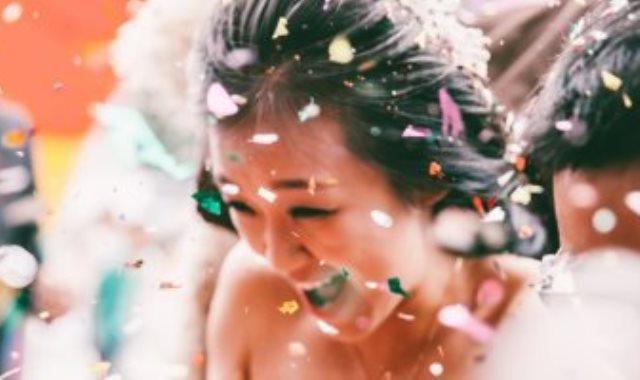 ماكياج العروس- صورة أرشيفية