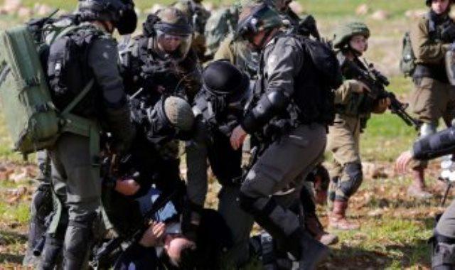 الاحتلال السإرائيلى - صورة أرشيفية
