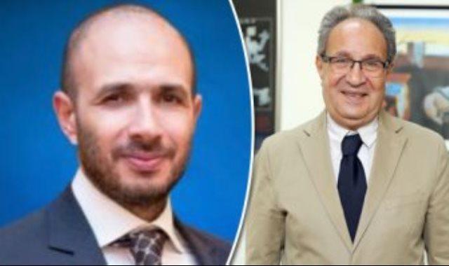 خالد الطوخى ود. محمد العزازي