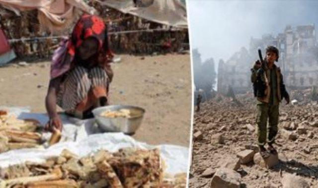 الأوضاع فى اليمن