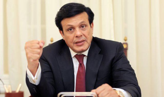 المحامى الدولى الدكتور محمد حمودة