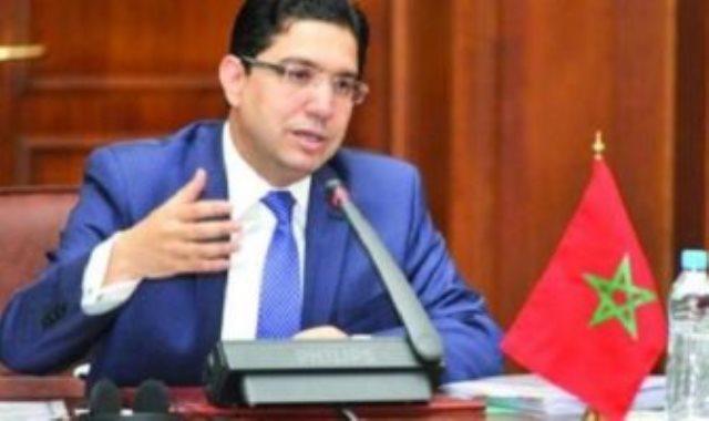 وزير الشؤون الخارجية المغربى ناصر بوريطة