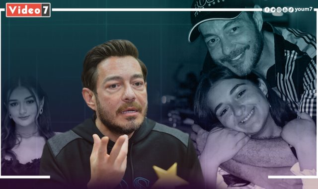 النجم احمد زاهر