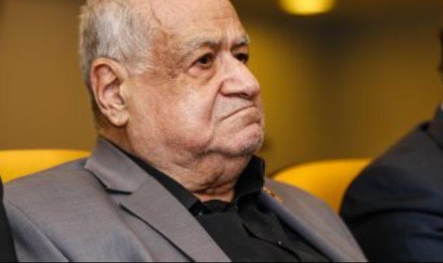 الفريق جلال الهريدى رئيس حزب حماة الوطن