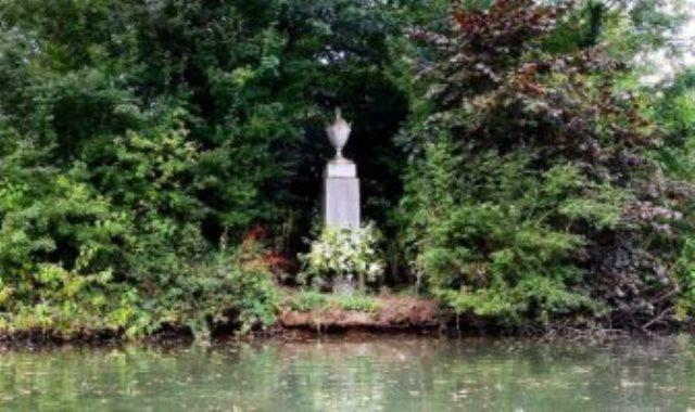 قبر الأميرة ديانا