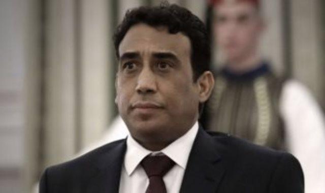 محمد المنفى - رئيس المجلس الرئاسى الليبى