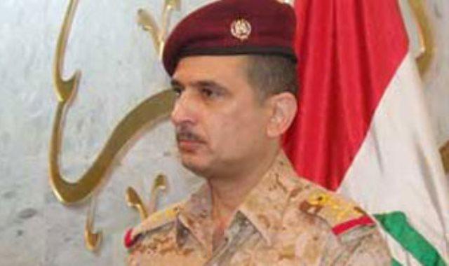 وزير داخلة العراق عثمان الغانمى
