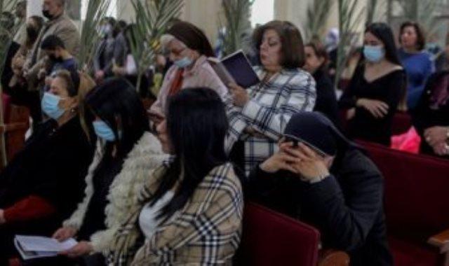 أحد الشعانين فى القدس