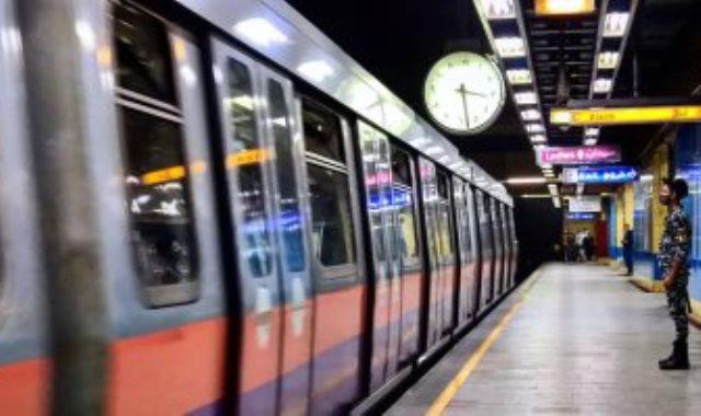 مترو الأنفاق - أرشيفية