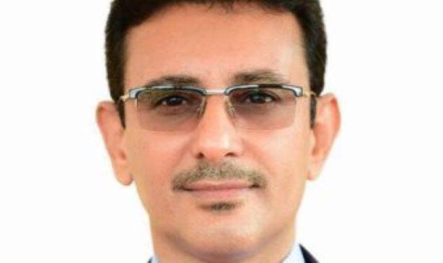 سفير اليمن بالقاهرة الدكتور محمد على مارم