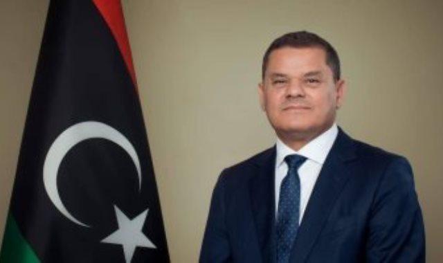 عبد الحميد دبيبة ليبيا رئيس الحكومة الليبية