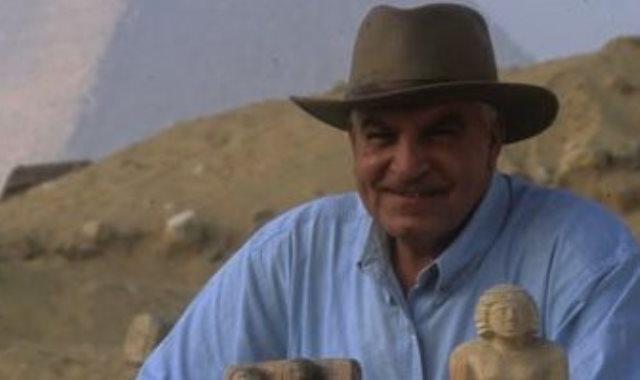 الدكتور زاهى حواس