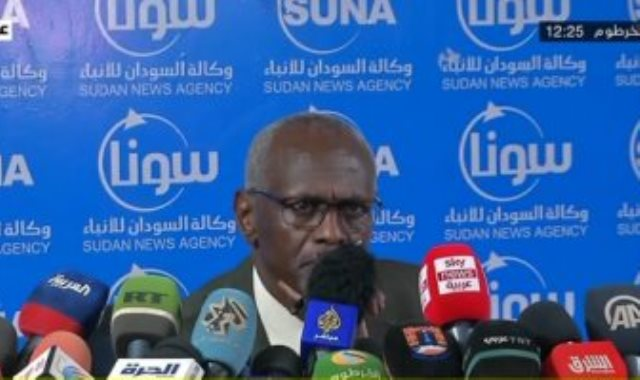 وزير الرى السوداني