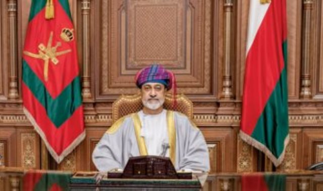 السلطان هيثم بن طارق سلطان عمان