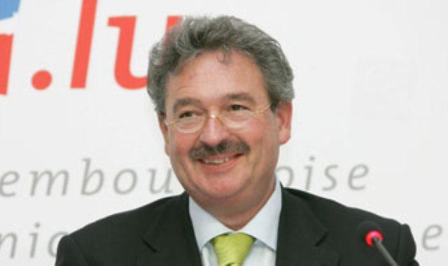 جان اسيلبورن وزير خارجية لوكسمبورج