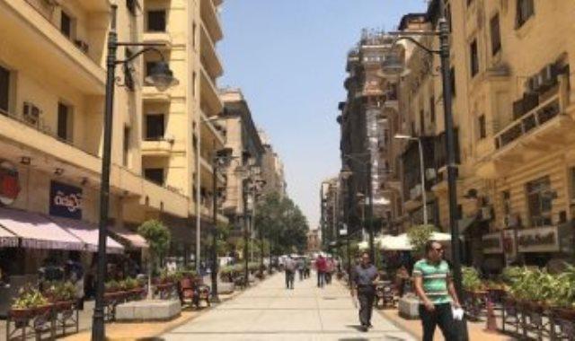 شارع الألفى