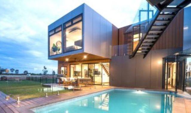 منزل مكون من 7 حاويات